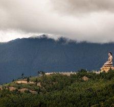 bhutan-buddha-statue